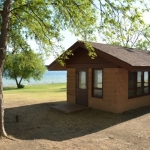 Frisco Camping, Frisco Lake